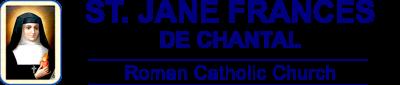 St. Jane Frances Church Logo